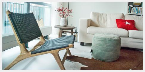 Lounge stoel rotterdam ibiza outdoor for Stoel woonkamer