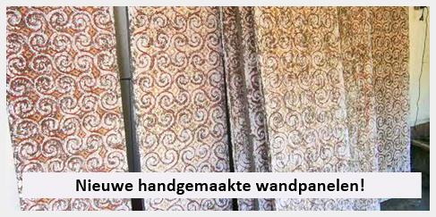 wanddecoratie handgemaakt