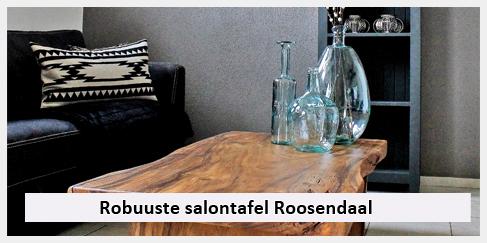 robuuste salontafel woonkamer Roosendaal