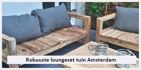 loungeset ibiza banken achtertuin Amsterdam