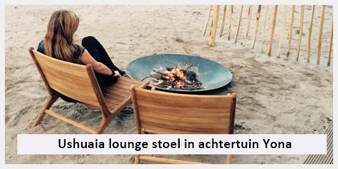 Ushuaia Lounge Stoel.Ushuaia Lounge Stoel Achtertuin Yona Ibiza Outdoor