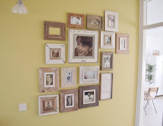 muur decoratie schilderijtjes