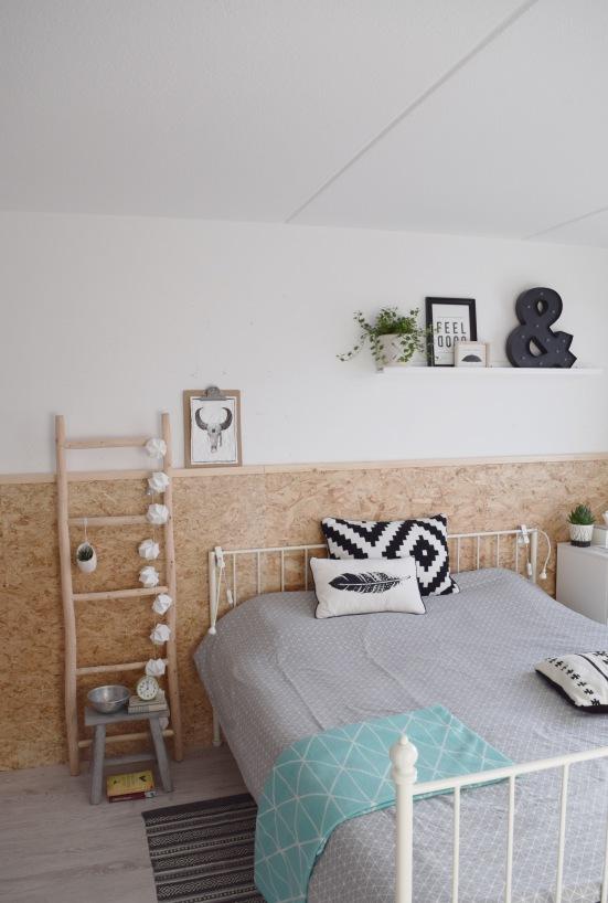 inrichting slaapkamer Mirjam Hart