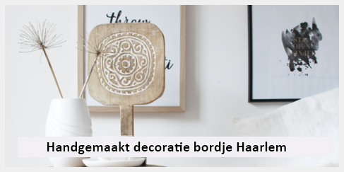 inrichting woning meubels Haarlem