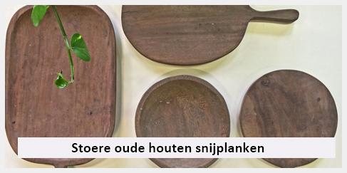 robuuste snijplanken voor in de keuken en als serveerplankje