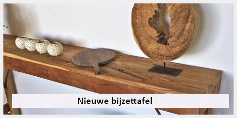 bijzet tafel gang amsterdam