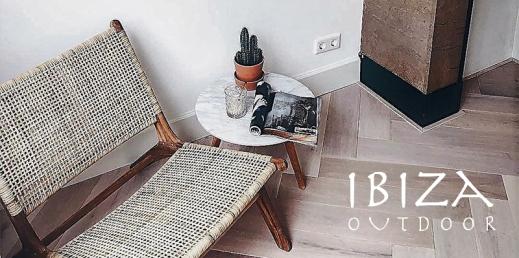 ushuaia rotan vintage loungestoel