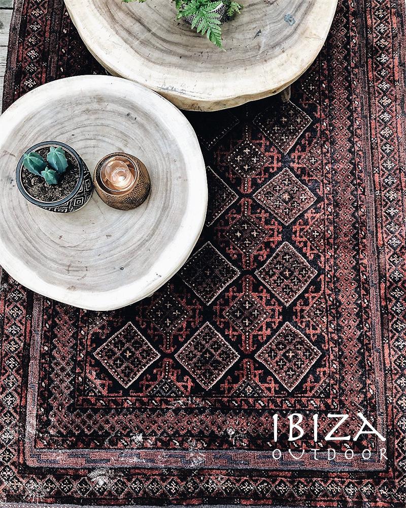 Grove teakhouten salontafel - Ibiza Outdoor