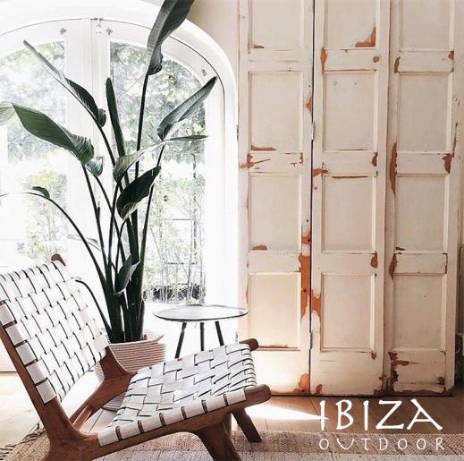 Ushuaia loungestoel van Ibiza Outdoor