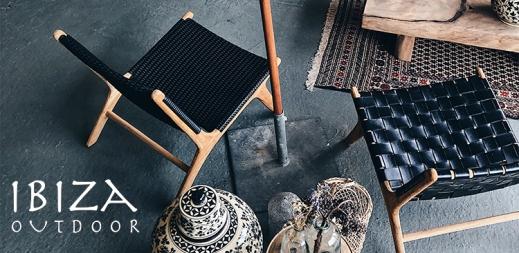 Ushuaia loungestoel in onze loods verkrijgbaar